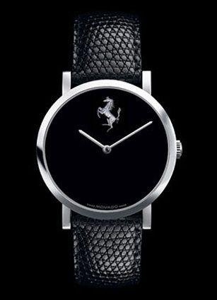 Movado Ferrari Watch, Only 1500 Euros