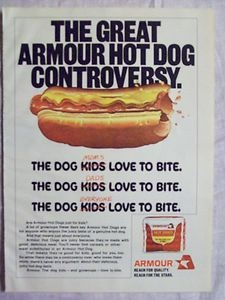 Kids With Hot Dogs