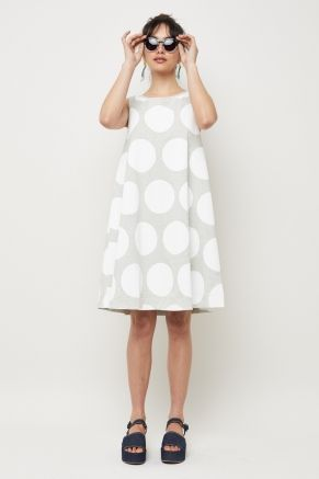 Sunspot Swing Dress