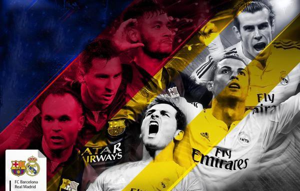 El #Clásico paraliza al mundo. Real Madrid y FC Barcelona se enfrentan esta noche. ¿En que canal? http://www.diario-bernabeu.com/2015/03/21/canal-television-clasico-barcelona-real-madrid/24578