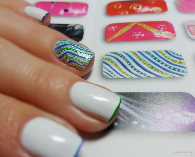25 trending professional nail designs ideas on pinterest nail nail art from nail stories uk blogger vanessa using rio professional nail art pens prinsesfo Gallery