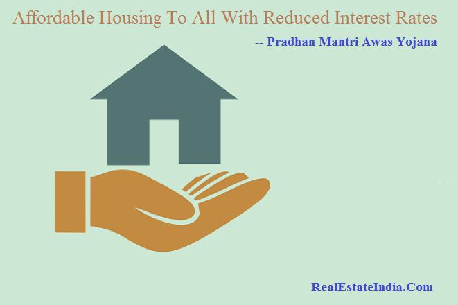 Affordable Housing To All With Reduced Interest Rates: http://www.realestateindia.com/blog/affordable-housing-to-all-with-reduced-interest-rates.htm #Home