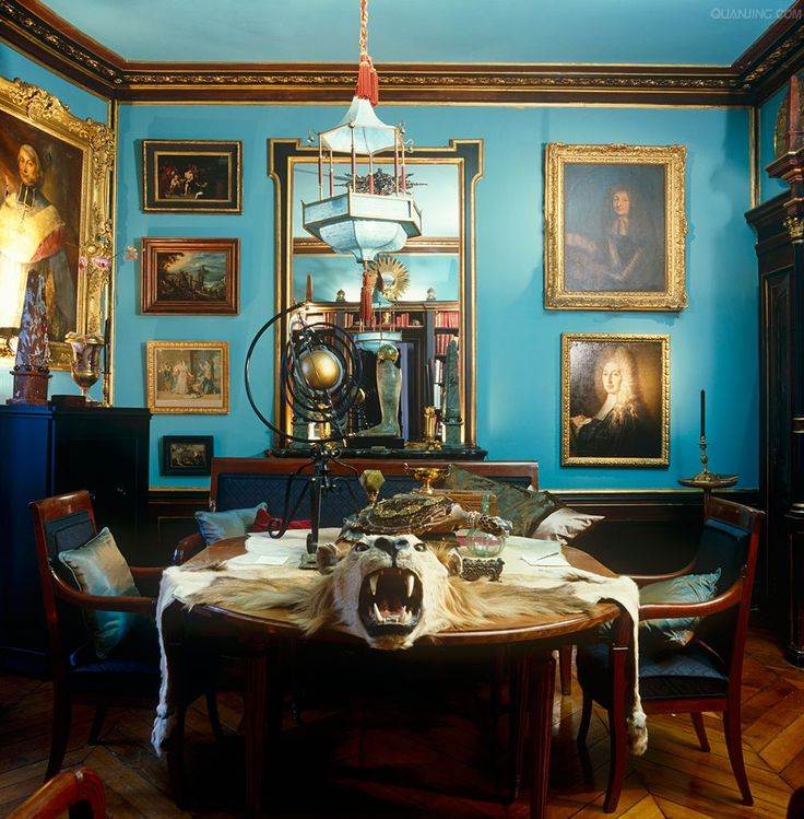 Eclectic Restaurant Decorating: 376 Best Images About Old World Eclectic (formerly Study