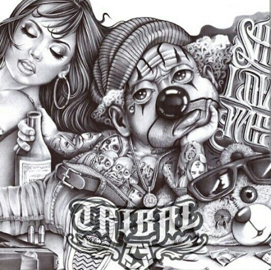 1000+ images about Old... Lowrider Arte Joker