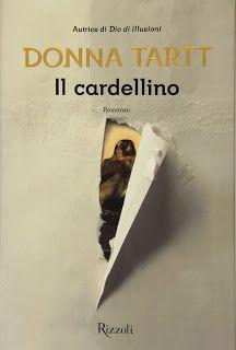 """ProfumoDiCarta: """"Il cardellino"""" di Donna Tartt"""
