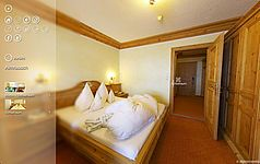 Almrausch - Leading Family Hotel & Resort Alpenrose, Großes Appartement