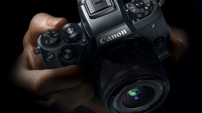 Canon EOS M5 - Produsen Ternama Ini Akan Rilis Kamera Mirrorless Full Frame Ditambah Lensa EF Series