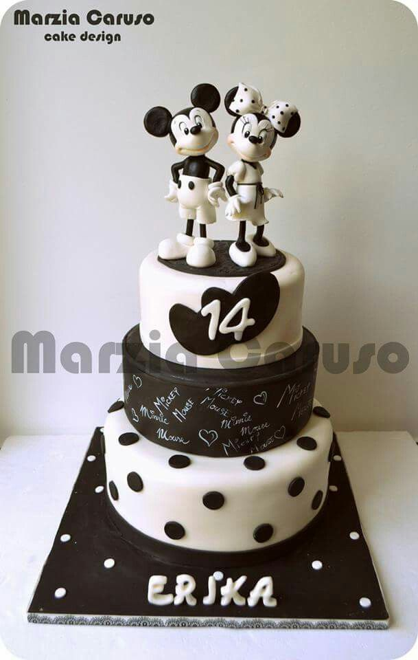 ... Minnie cakes on Pinterest  Baby mickey cake, Mini mouse cake and