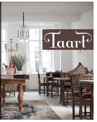 TaarT Maastricht - breakfast and high tea, various cakes.