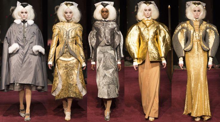 Thom Browne #FW2014 #NYFW #fashion #fashionshow #newyork