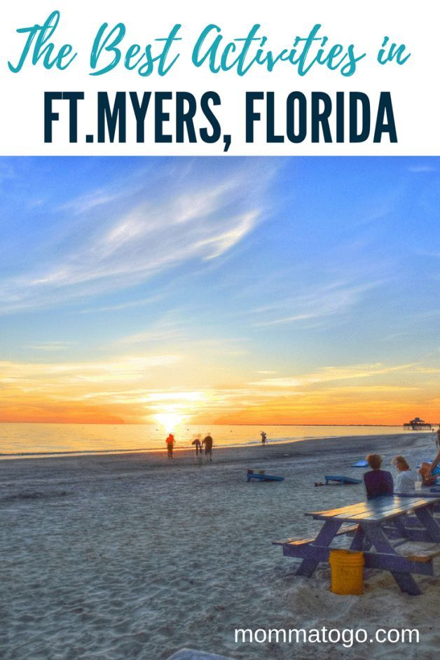 Awesome Things To Do In Ft Myers This Weekend Or Anytime