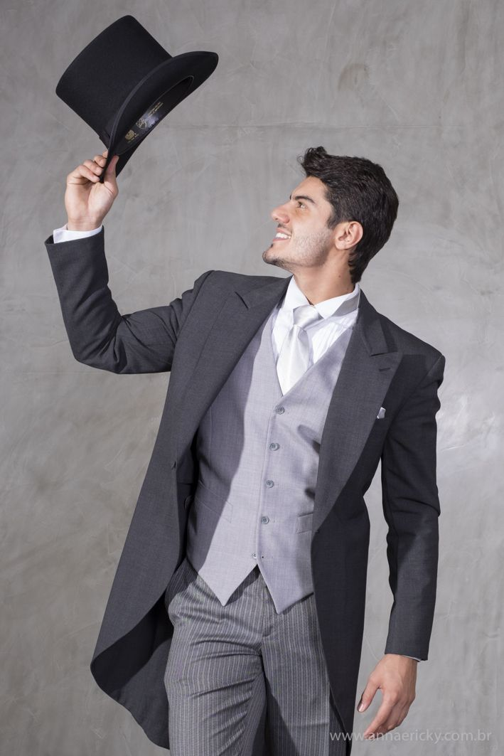 Fraque Black Tie. Foto: Ricky Arruda.