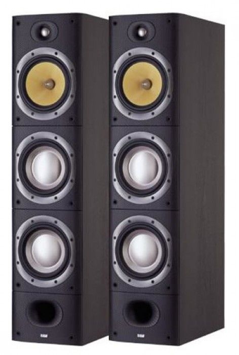 The Bowers & Wilkins I bought in 2004 to replace my KEF Cadenza II self  built speakers. At that moment they were the best speakers i had ever owned.