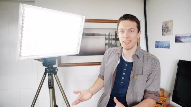 diy_light_panel_2  In this exceptionally well made video tutorial from the nice folks over at DIY Perks, you can learn how to make your own $500 dollar panel for under $70.