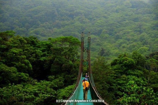 Costa Rica Travel Guide - Anywhere Costa Rica