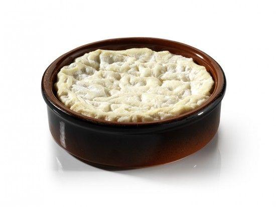 Le Saint Marcellin : Il est affiné à coeur, ce qui le rend tendre et onctueux. Découvrez ce délicieux fromage !