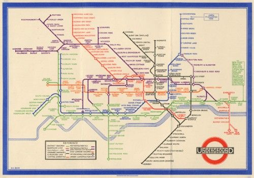 9 best Tube map art images on Pinterest | Harry beck, Map art and ...