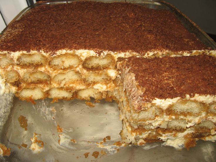 Retete culinare : Tiramisu, Reteta postata de Oana in categoria Prajituri