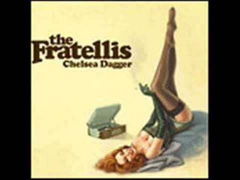 """Chelsea Dagger"" by The Fratellis is the Blackhawks' goal song"