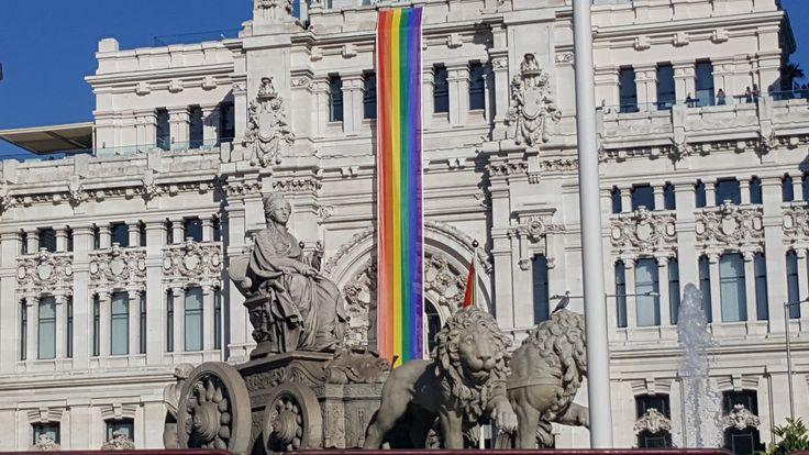 Conferencias sobre derechos humanos y contra la represión, homenaje al 40 aniversario de la primera manifestación del Orgullo español en Barcelona y una amplia programación cultural son algunas de las características de la quinta edición del WorldPride que se celebra este año en Madrid con el lema «Viva la vida».