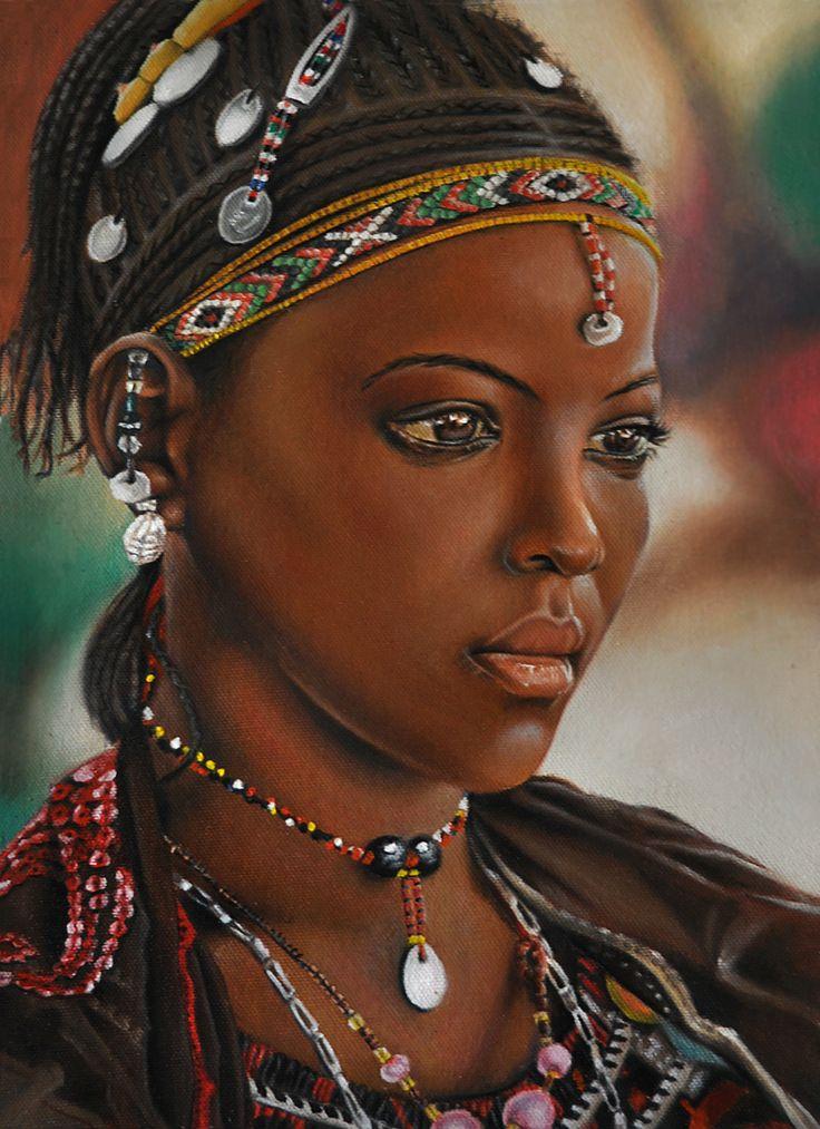 Unknown Artist - Senegal - African Drums