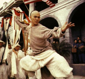 "Jet Li as Wong Fei-Hung in ""Once Upon a Time in China"" -- great entertainment; great martial arts!"