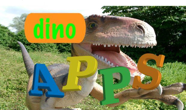 thema dinosaurussen apps voor kleuters