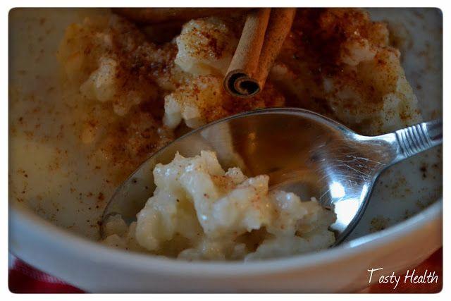 Tasty Health: Julrecept: Nyttigare tomtegröt och frukt och nötproteinbollar