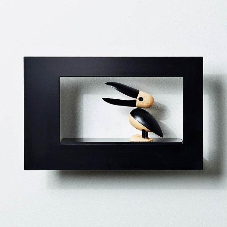 Frame Wide Tavelram 21x34cm, Svart 495 kr. - RoyalDesign.se