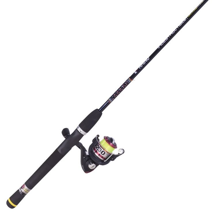 17 best images about fishing on pinterest spinning for Rhino fishing pole