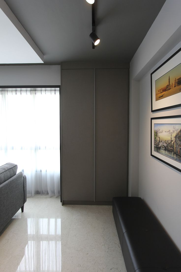 Punggol Living Room 3 Icon Interior Design