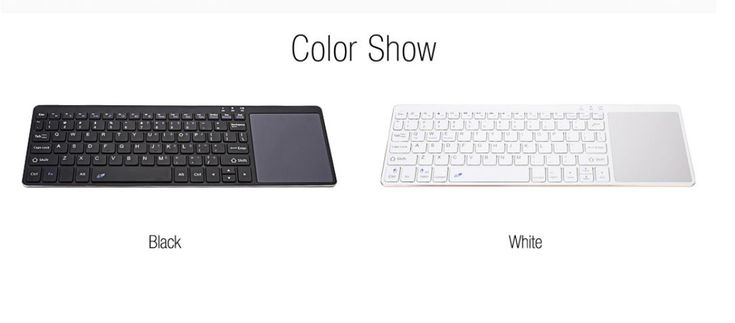Weer zo'n geweldige combinatie van een keyboard en een touchpad (soort muis)! De perfecte oplossing voor Mediaplayers, tablets, SmartTV's enz. enz. Werkt via Bluetooth! Leverbaar in zwart en wit! Nu maar €24!   http://gadgetsfromchina.nl/bluetooth-keyboard-touchpad/  #gadgets #Gadget #aanbieding #Sale #Bluetooth #Toetsenbord #Keyboard #Mouse #Muis #mousepad #trackpad #design #Cool #Desktop #Tablet #mediaplayer #Gift #Gearbest #China #GadgetsFromCHina #Home