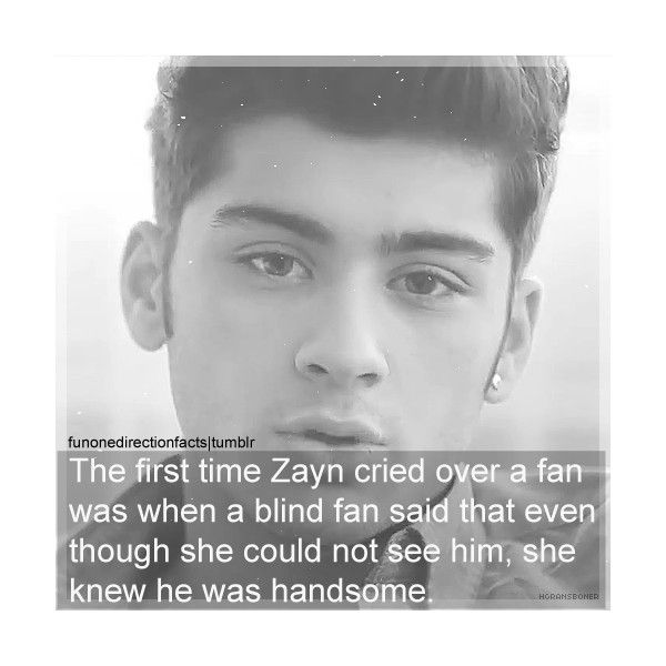 one direction facts | Tumblr ❤ liked on Polyvore...THAT IS TOO SWEET LIKE IM ABOUT TO CRY NOW. TOO LATE I AM