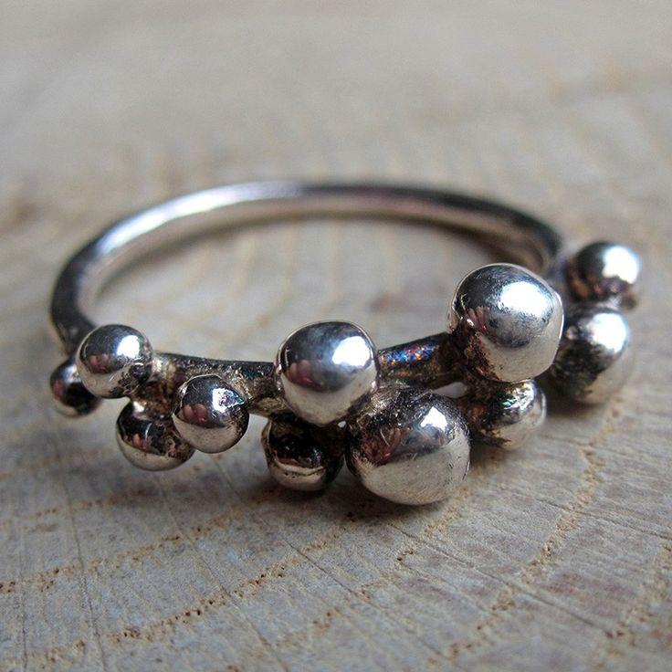 zilveren gevlochten ring - Google zoeken