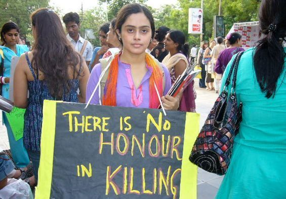 "An Indian Muslim man allegedly cut his 15 year-old daughter's throat with a meat cleaver before dumping her body on her boyfriend's doorstep, in what police suspect is an ""honor killing,"" The Daily Mail reported on March 22."