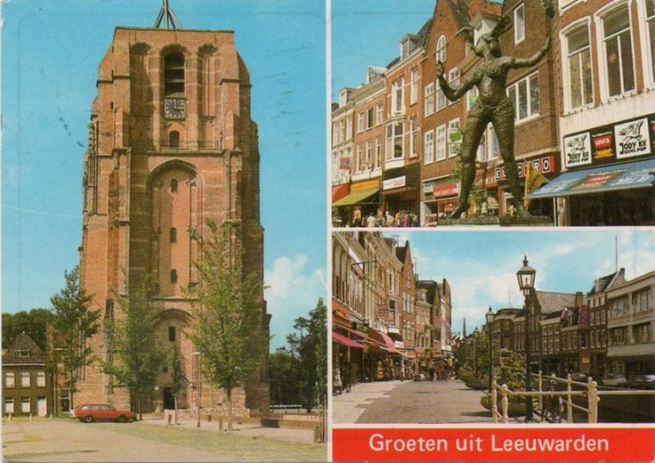 NL-3727292 - Arrived: 2017.03.06   ---   Leeuwarden is a city and municipality in Friesland in the Netherlands. It is the provincial capital and seat of the States of Friesland.   The oldest remains of houses in the city date back to the 2nd century AD. Leeuwarden has been permanently inhabited since the 10th century. It was granted city privileges in 1435.