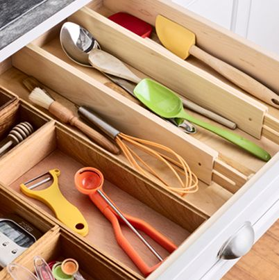 3 Options for Organizing Cooking Utensils // Live Simply by Annie