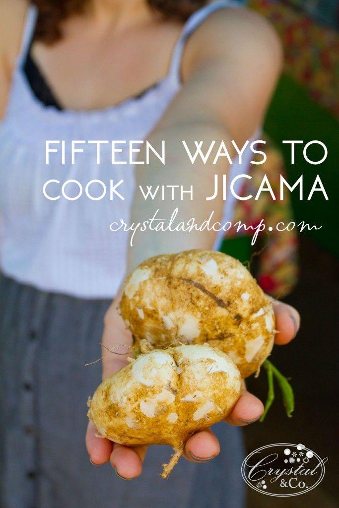 15 jicama recipes your family will love