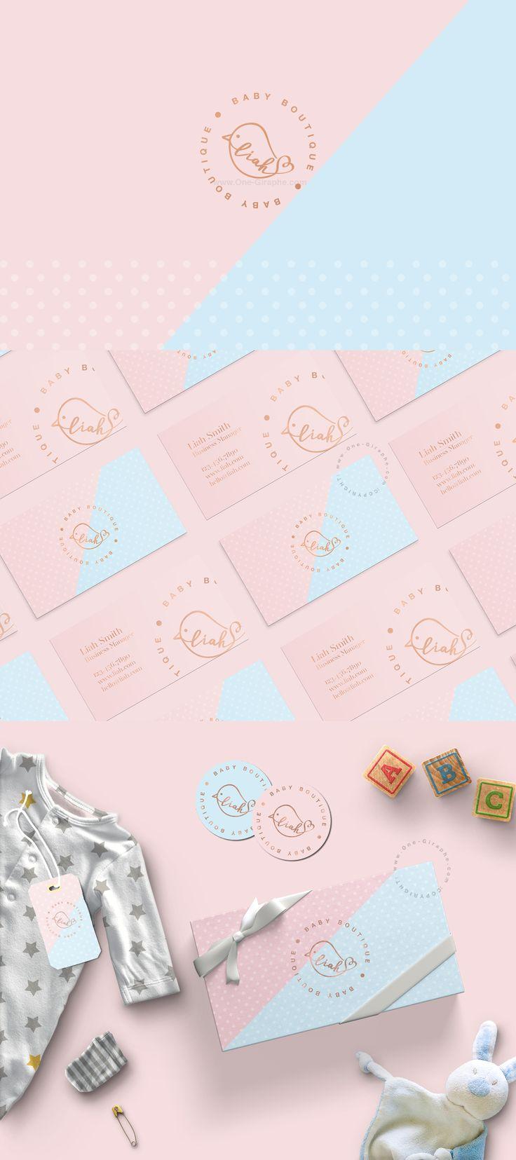 Liah- Baby Boutique- logo for sale! http://one-giraphe.com/prev.php?c=230 #baby #logo #etsy #etsyseller #nursery #sweet #love #logodesign #behance #inspiration #love #babylogo #angel #graphic #graphicdesign #logo #logos