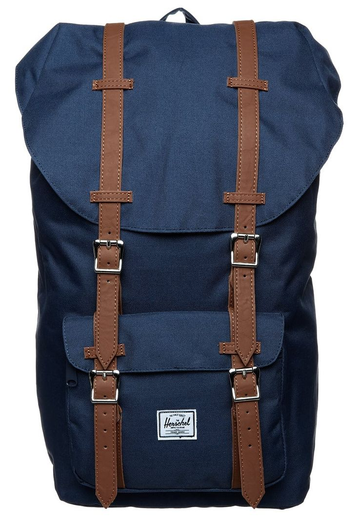 LITTLE AMERICA - Rugzak - dark blue. Herschel Backpack ...
