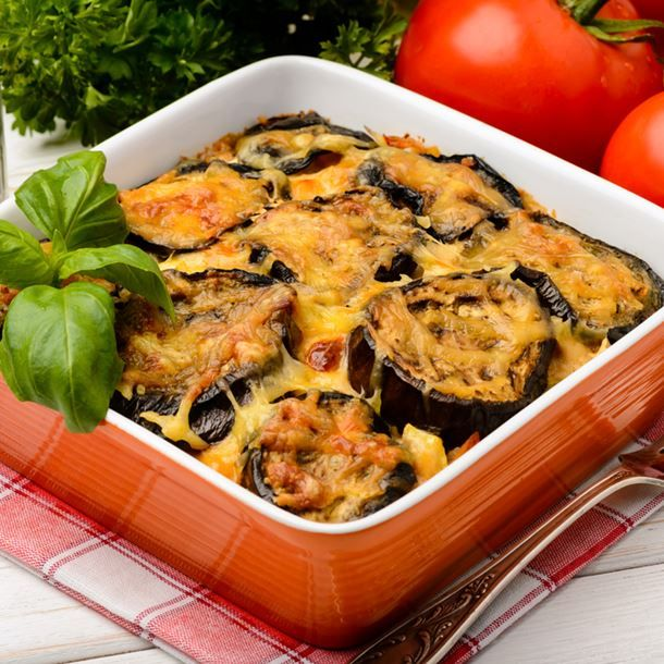 Gratin d'aubergines facile et rapide