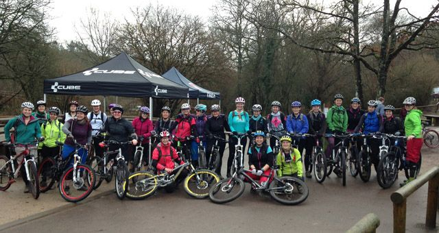 Forest of Dean Women's Social Ride | Total Women's Cycling going to look this one up