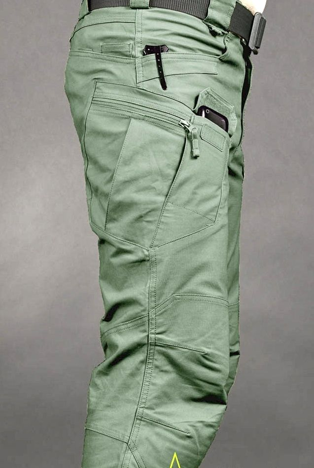 Helikon UTP Urban Tactical Pants Olive Drab Rip-Stop