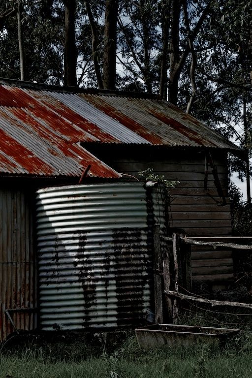 An Aussie Shed - Day 94_365 by John Lechner, via 500px