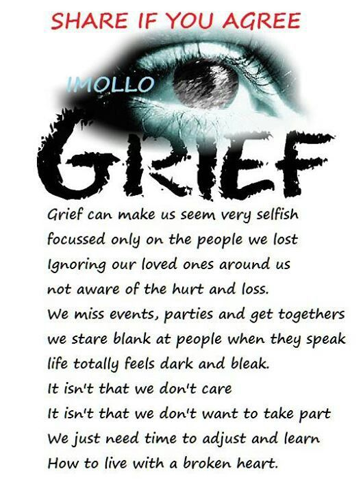 grieving the death of a child Children's grief over loss of a parent behaviors as part of grieving and not to punish the child for work through the grief of a parent's death.