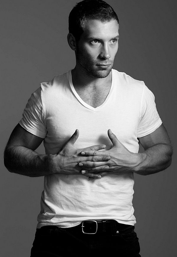 Jai Courtney photographed by Nino Munoz