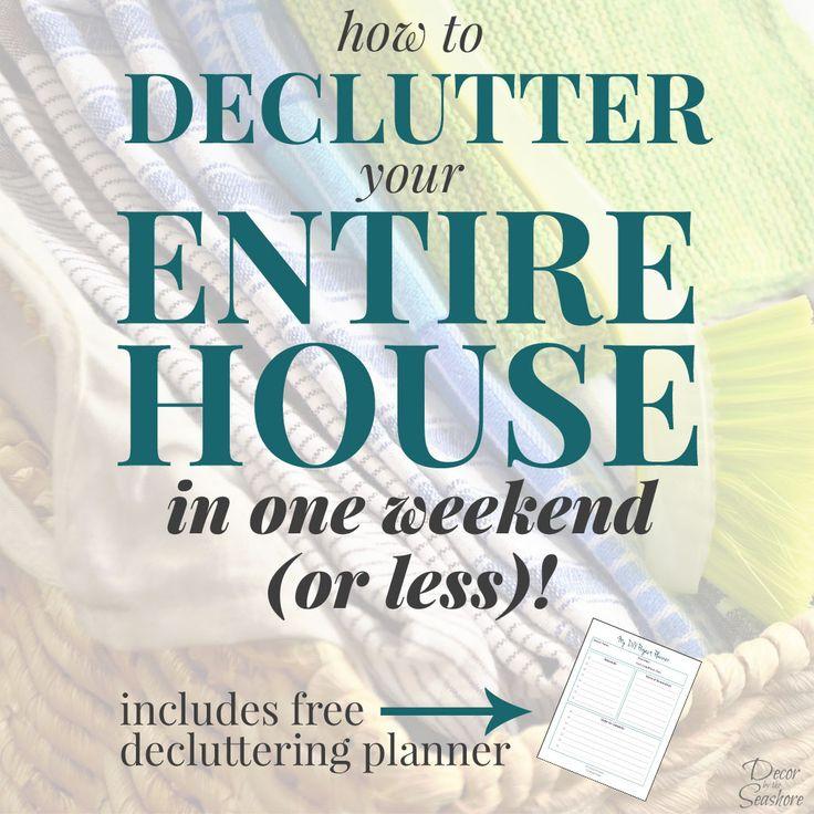 Declutter Your Home best 25+ declutter your home ideas on pinterest | declutter, how