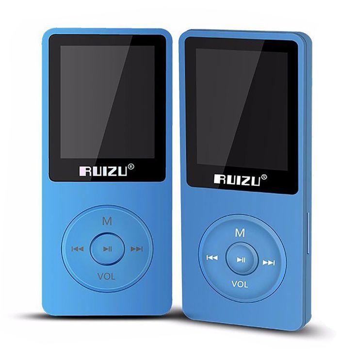 1 8 TFT Screen RuiZu X02 HiFi Reproductor Sport Music Mp3 Player FM Recorder Support TF. Click visit to buy