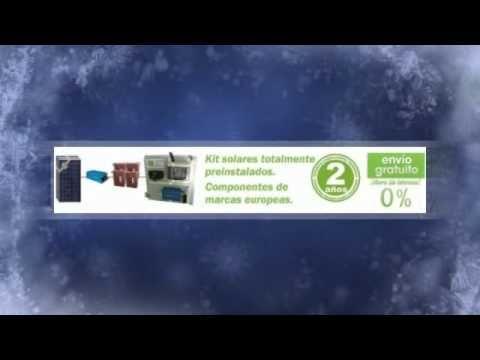 Visite este sitio http://www.cambioenergetico.com/111-kits-solares para obtener más información sobre kit solar. El kit Solar permite generar energía sin interferir con el medio ambiente. Los kits también permite producir energía barata y como resultado usted ahorrar mucho dinero. Kit solar es de beneficio para su billetera y a todo el planeta.
