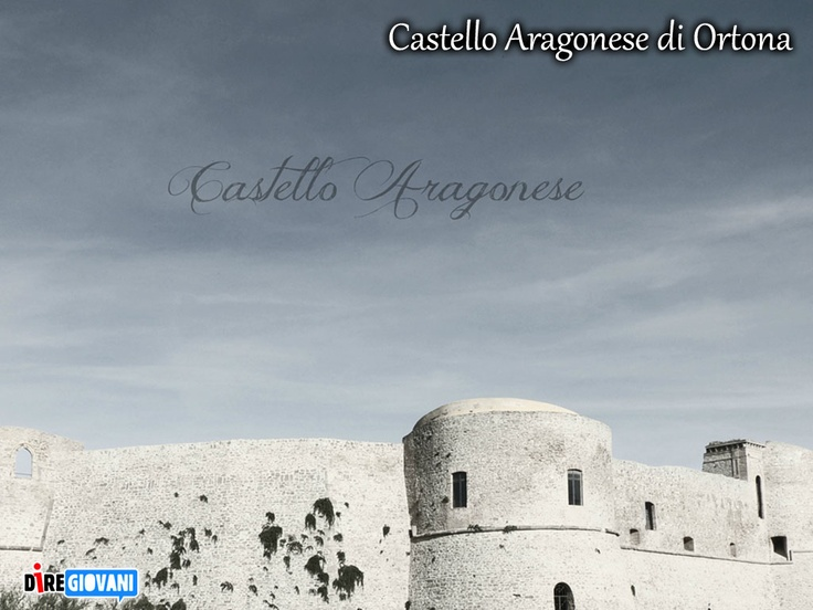 Aragonese Castle - Ortona, Italy